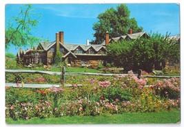 Von Trapp Family Lodge Resort Hotel Stowe Vermont Vintage 1975 4X6 Postcard - $4.99