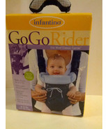Infantino Go Go Rider Baby Carrier 8-23 lbs - $11.87