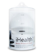 IHEALTH BLOOD PRESSURE DOCK MONITOR FOR IPAD 1 2 IPHONE 3G 3GS 4 TOUCH 4... - $29.69