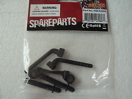 FRONT REAR BODY POST MOUNT REDCAT TWISTER XTG KB-62005 - $8.99