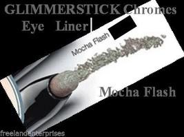 Make Up Glimmerstick Eye Liner Retractable CHROMES ~Color Mocha Flash ~NEW~ - $6.88