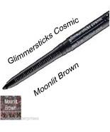 Make Up Glimmerstick Eye Liner Retractable Cosmic ~Color Moonlit Brown ~... - $6.88