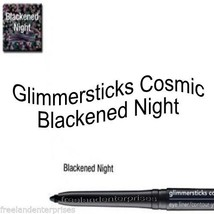 Make Up Glimmerstick Eye Liner Retractable Cosmic ~Color Blackened Night... - $6.88