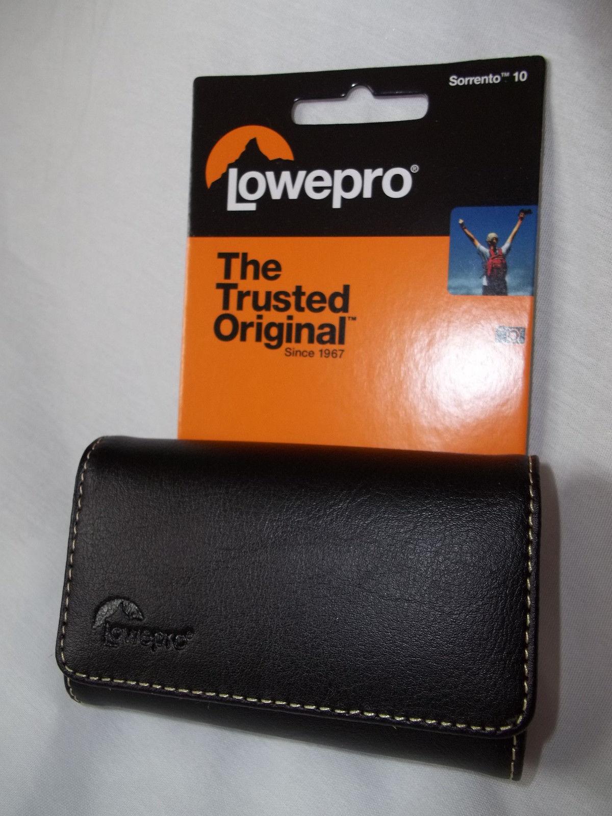 Camera Case Loewpro Leather Small Camera Case Sorrento 10