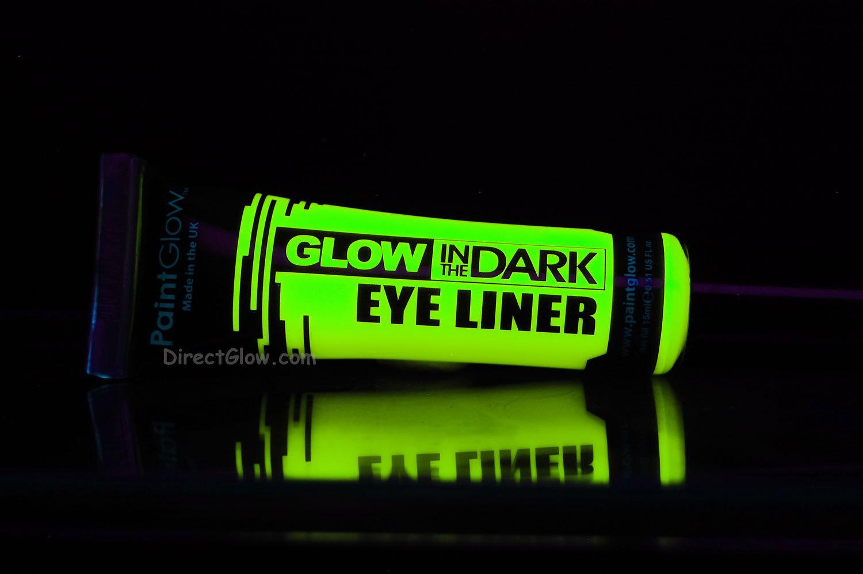 PaintGlow Yellow Glow in the Dark Eye Liner - $6.50