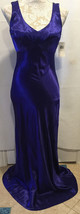 Rampage Blue Homecoming Formal Wedding Cocktail Evening Full Length Dres... - $21.99