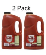 Frank's Red Hot Cayenne Pepper Sauce Tacos Chicken Wings Two 1 Gallon Jugs - $46.74