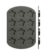 Wilton Whoopie Pie 12-Cavity Star Shaped Pan - $487,65 MXN
