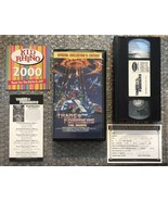 Transformers The Movie - 2000 Kid Rhino Special Collector's Edition VHS ... - $27.08