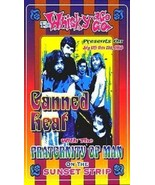 Canned Heat Magnet - $4.99