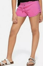 Justice Girl's Size 8 PINK Crochet Lace Dolphin Shorts New with Tags - $11.57