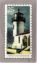 USPS POSTCARD - Lighthouses Commemorative Puzzl... - $10.00