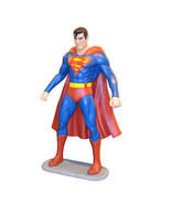 New Superman Life Size Statue Figure Comic Heroes,6'FT Tall! - $1,975.05
