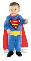 Superman Baby Toddler Costume - Multiple Sizes Available - $24.98