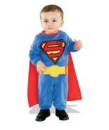 Superman Baby Toddler Costume - Multiple Sizes Available - £13.56 GBP+