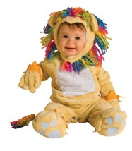 Fearless Lil Lion Infant Newborn Costume - Multiple Sizes Available - $35.76+