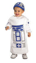 Star Wars R2D2 Infant Toddler Costume - Multiple Sizes Available - $25.82