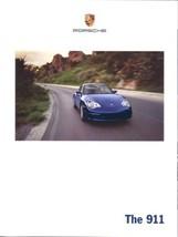 2004 Porsche 911 CARRERA sales brochure catalog 04 4S 996 - $12.00
