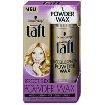 Schwarzkopf taft Powder Wax -Made in Germany - $8.42
