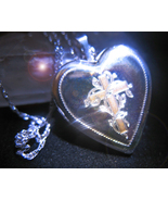 HAUNTED LOCKET OFFERS ONLY OOAK LIGHTED EMBRACE... - $67,007.77
