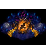 27X COVEN CAST HAUNTED BANISH NEGATIVE AWAY FRO... - $112.77