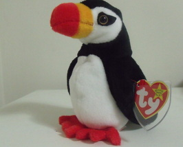 Ty Beanie Babies NWT Puffer the Puffin Retired - $9.95