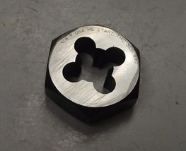 """Vermont American LM2523 Hex Die 1/4""""-18 Bulk 1-7/16"""" Outside USA - $3.00"""