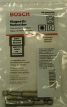 "Bosch BD14NS302 1/4"" x 2-9/16"" Magnetic Nutsetter 2pcs. USA - $3.50"
