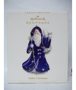 Hallmark 2006 Father Christmas 3rd in the series Ornament  - $83.00