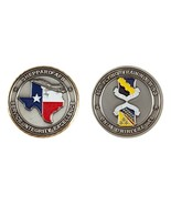 "SHEPPARD AIR FORCE BASE 80TH FLYING 82ND TRAINING WING 1.75"" CHALLENGE COIN - $18.00"