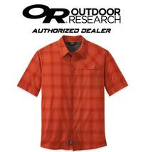 Outdoor Research OR Men's Astroman S/S Short Sleeve Shirt for Adventurers - $85.00