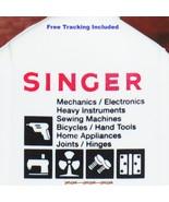Oil Singer All Purpose 80 cc Lubricant - $2.45