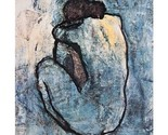 Blue Nude - Pablo Picasso - Wall Art Print (11 x 14)