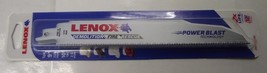 "Lenox 20372960R5 9"" x 10 TPI Bi-Metal Demolition Reciprocating Saw Blade... - $14.90"