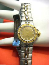 Raymond Weil Ladies 18K Yellow Gold Luxury Parsifal Watch with Diamonds 9690  - $805.50