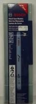Bosch HBM1018-100pk 10-Inch 18 TPI Carbon Steel Hacksaw Blade - $24.08