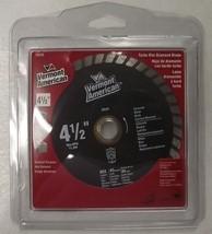 """Vermont American 29245 4-1/2"""" Turbo Rim Diamond Saw Blade - $5.90"""