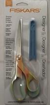 "Fiskars 195512 8"" Designer Scissors With Sheath - $7.70"