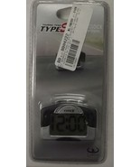 Winplus 02767 Digital Clock Time And Date Display - $3.50