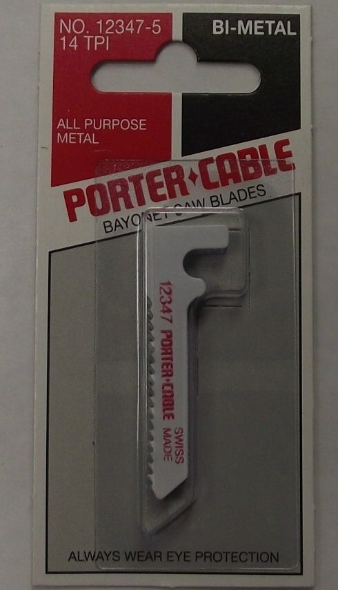 PORTER-CABLE 12347-5 1-3/4