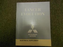 2010 MITSUBISHI Lancer Evolution Electrical Supplement Service Repair Ma... - $59.39