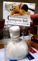 2 XThai Herbal Massage Compress Ball For Face &... - $8.60