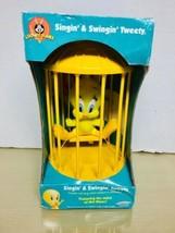 1998 Play by Play -Looney Tunes Singin & Swingin Tweety -Rare!-  new MISB - $49.99