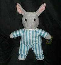 New kohl's cares for kids goodnight moon grey bunny stuffed animal - $16.70