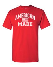 AMERICAN MADE Flag Patriotic USA America United States Men's Tee Shirt 1110 - €6,78 EUR+