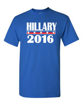 Hillary for President 2016 Clinton Democratic 2 COLORS Men's Tee Shirt 1129 - $9.85+