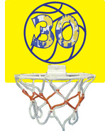 Custom Wastebasket Basketball Hoop Game Stephen Curry Warriors - $11.54