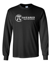PI Day of the Century 2015 March 15 Math Geek LONG SLEEVE Men's Tee Shir... - ₹796.71 INR+