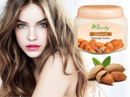 Skin Care- 500ml Sandalwood Massage Cream - Vedic Booty - $11.54