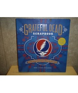 Grateful Dead Scrapbook: The Long, Strange Trip in Stories, Photos, Memo... - $29.99